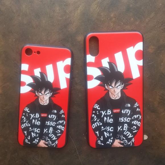 Accessories Supreme Goku Iphone Case 6 7 8 Plus X Xr Xs Max Poshmark